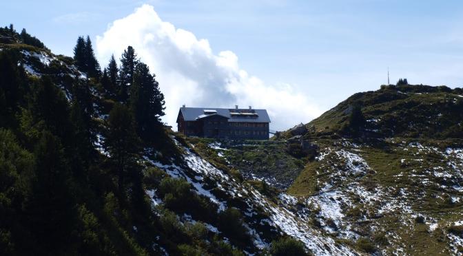 Öffnungszeiten der Berghütten im Bregenzerwald