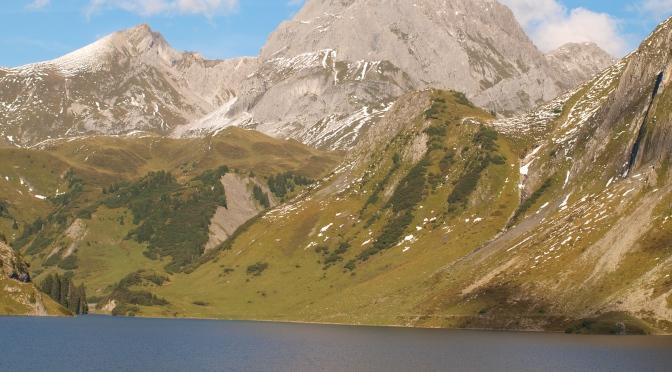 Hüttentour – von Hütte zu Hütte (Lechquellengebirge)