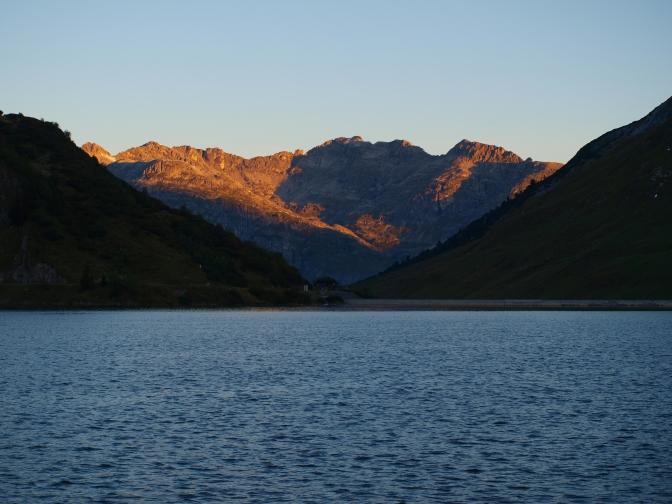 Vorarlberg: Frühstück in den Bergen