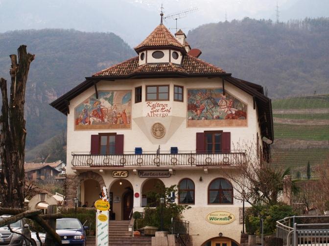 Kalterer See Hof – Nostalgie pur