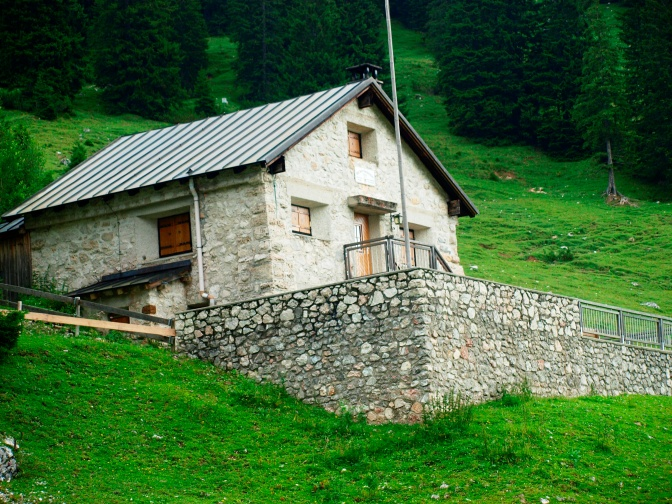 Willi Merkl Hütte – im Herzen des Tannheimer Tales