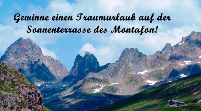 Gewinne ein Wochenende im schönsten Eck von Vorarlberg