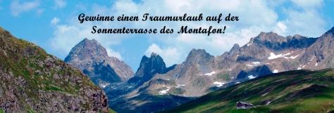 Gewinnspiel Urlaub in Vorarlberg