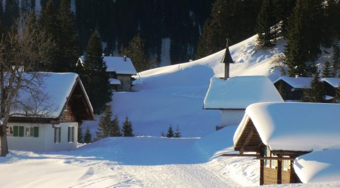 Kurz-Skiurlaub mit dem besonderen Etwas