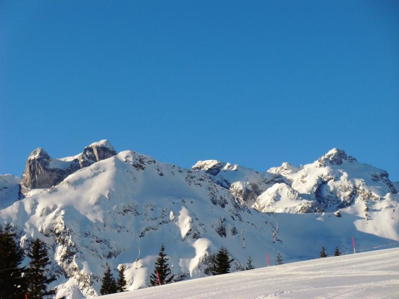 Skiurlaub am Golm